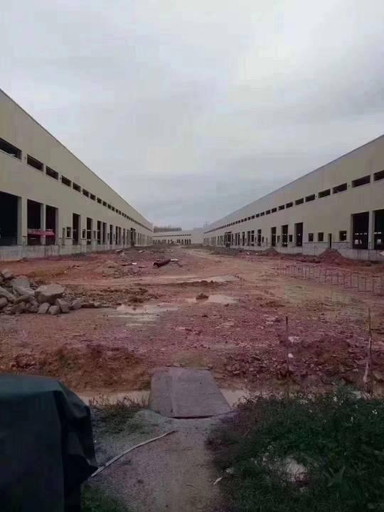 凤岗全新物流仓库80000平米1000平米起租即将完工可预订