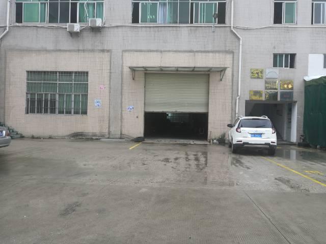 坪山坑梓新出红本厂房一楼1900平米招租,可分租