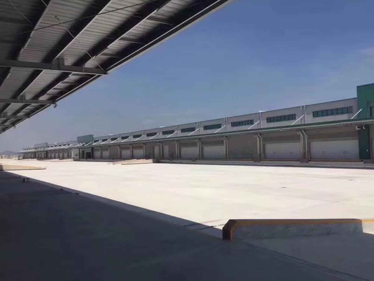 惠州紧邻深圳国际物流仓库出租,丙二类消防,空地超大