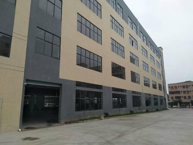 惠州石湾玩具客户福音新空出标准厂房仓库出租