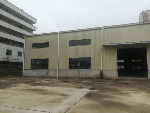 原房东全新单一层钢构,可做工厂或者仓库