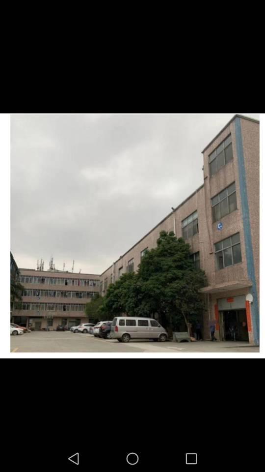 惠州北站两公里标准厂房7000平方国有证。