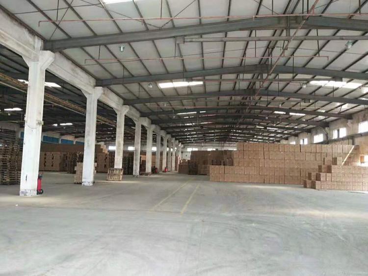 黄江镇有20000平米带卸货平台适合做仓库的厂房出租