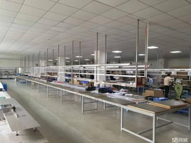 宝安西乡全新厂房出租500平~5000平大小可分