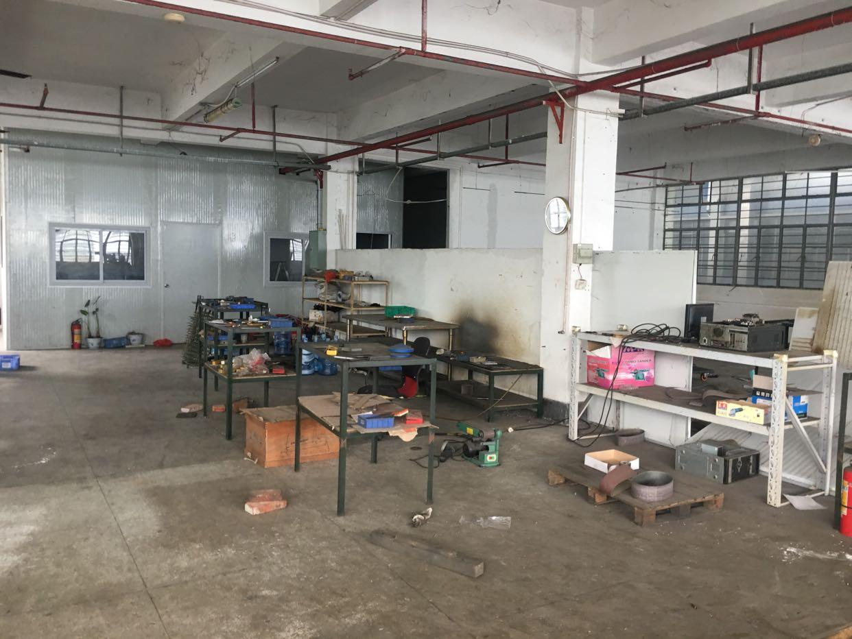 塘厦科苑城新空出2楼带办公室装修520平方米