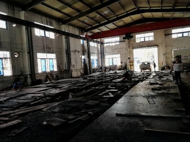 南浦广深公路旁钢构厂房出租