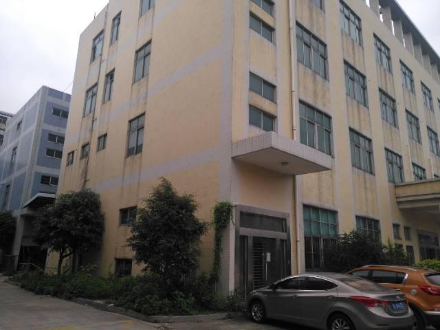 福永凤凰107国道边楼上整层800平米厂房招租