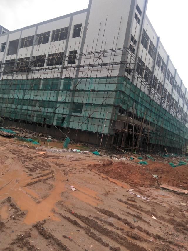 惠州市博罗县新出独门独院标准厂出租25800