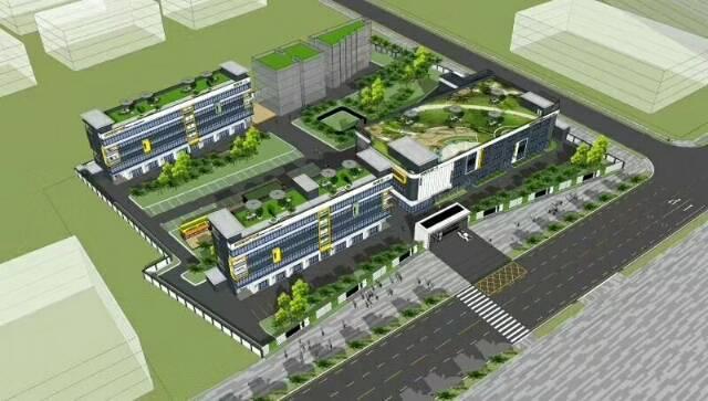 福永凤凰107国道边高新产业园出租如下: A栋一楼264
