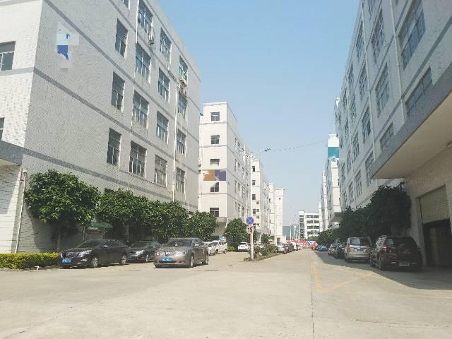 光明新出花园式厂房楼上整层2500平方招租