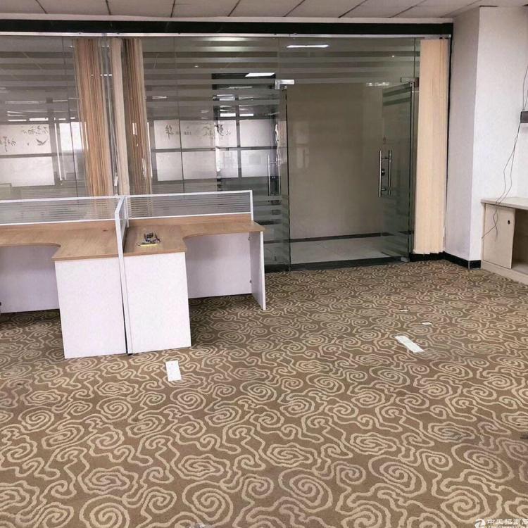 广州市天河区中山大道涟溪BRT旁700平新空出办公室出租