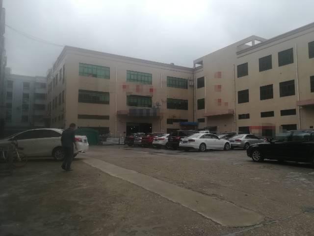 公明楼村大型园区新出楼上1200平-图5