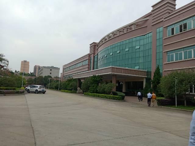 东莞茶山电镀产业园