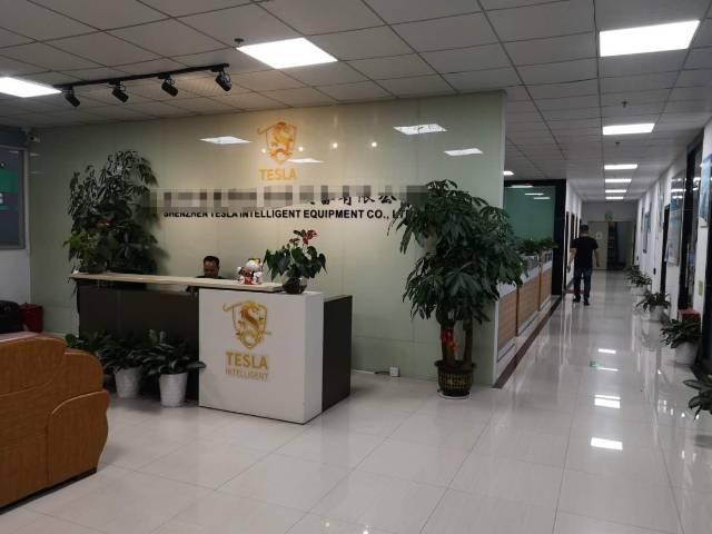 福永塘尾建安路附近楼上整层1400平米精装修厂房招租