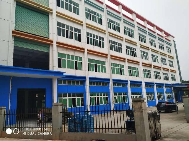 深圳市宝安公明楼村龙大高速出口独栋带红本厂房出租11000平