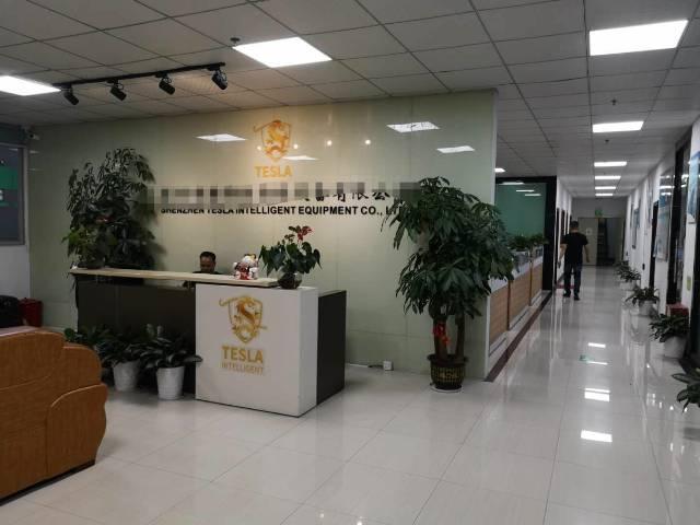 福永和平3楼一整层原房东带装修1773平方厂房出租