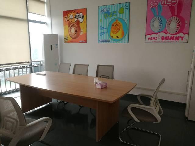 光明楼上厂房500平,豪华办公室,前台,交通便利!