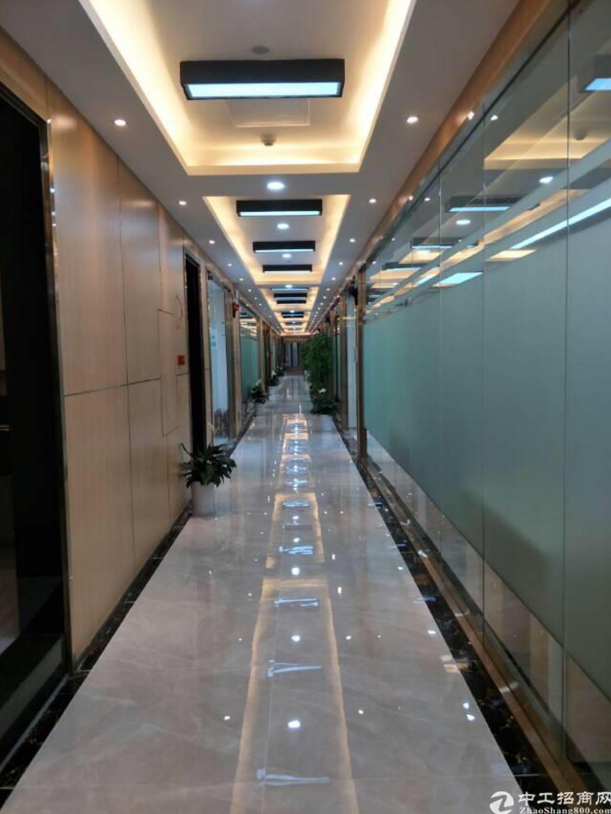 天河区棠下商业中心400平精装办公室出租