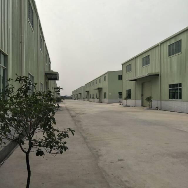 龙华镇 钢结构厂房三幢、宿舍两幢、办公楼