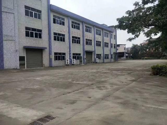 长安花园式村委合同厂房出售