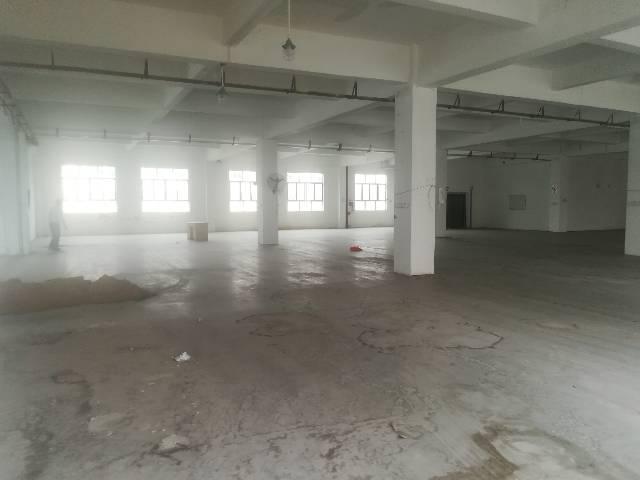 公明楼村大型园区新出楼上1200平-图2