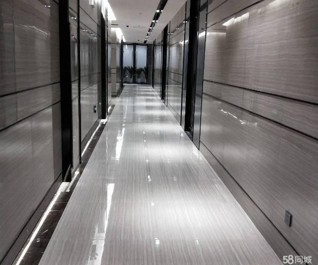 横岗六约地铁站300米精装修办公楼待出租大小可分