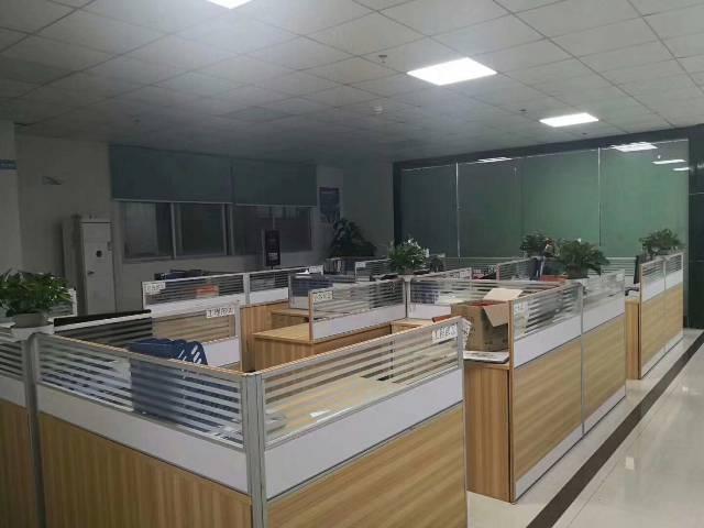 沙井大王山新出原房东带精装修实际面积出租厂房1300平
