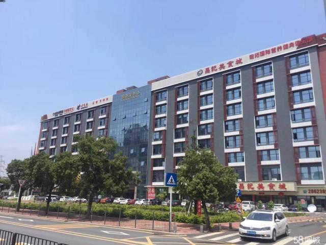 业主直租横岗四联凯达安中心带红本200平精装修办公楼
