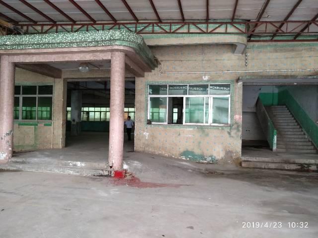 虎门镇8000平独院厂房米出租
