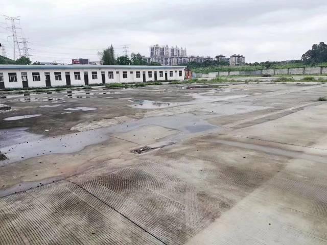 平湖高速出口新出63000平钢构仓库500平起分