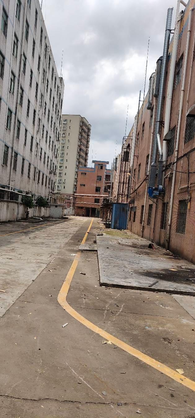 观澜梅观高速口原房东实量面积9600平厂房出租