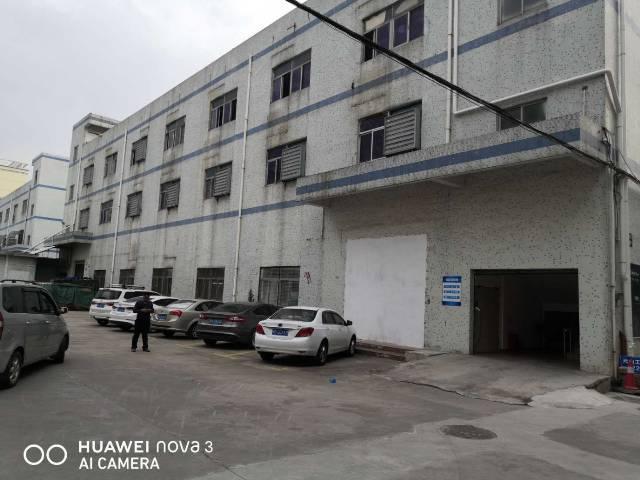 深圳市宝安公明上村龙大高速出口独门独院厂房出租4150平