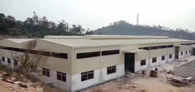 黄江镇黄京坑3000平钢构出租