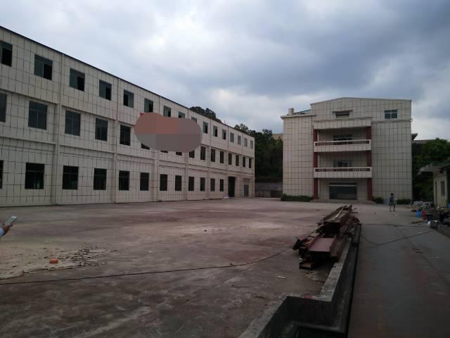 东莞清溪三中全新砖钢混合厂房出租