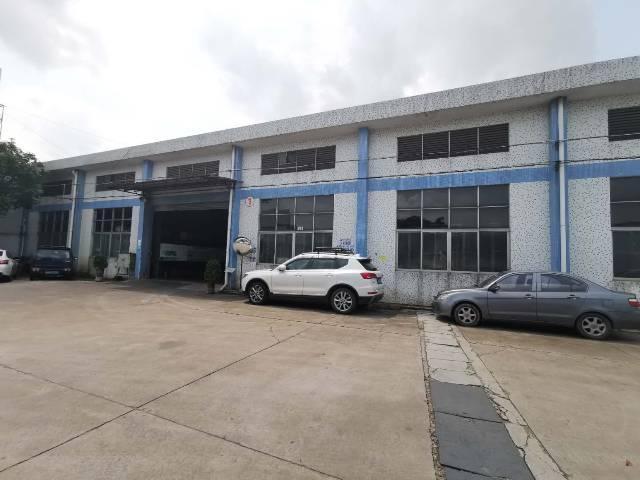 广州标准厂房2950平方仓库可办环评