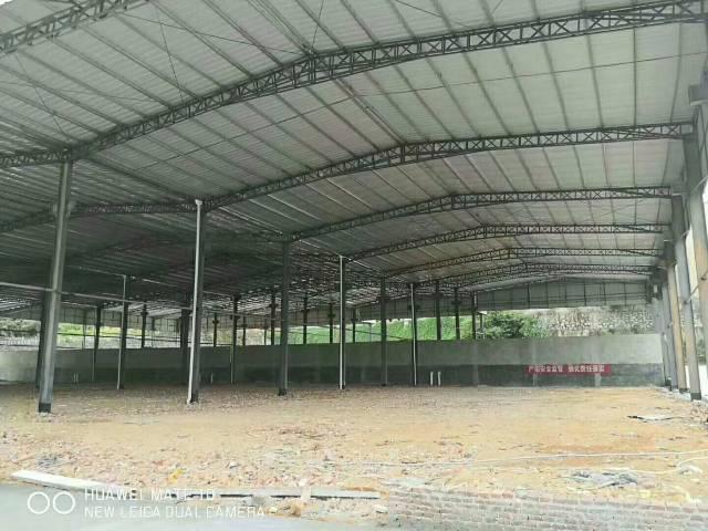 龙岗中心城附近新钢构厂房面积5000滴水10米空地超大