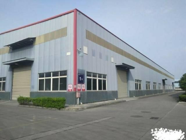 樟木头5000平独门独院钢构厂房,带现成办公室宿舍