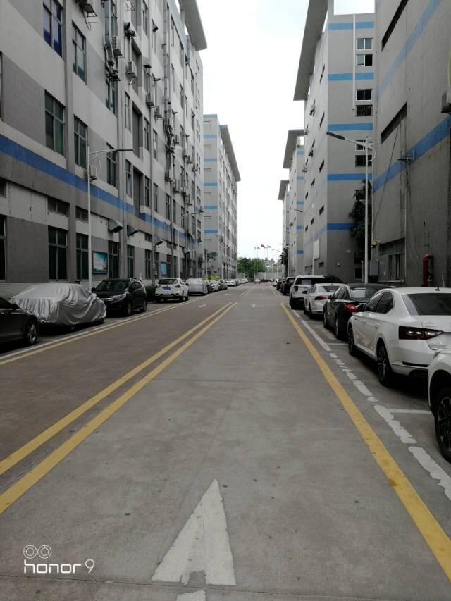 福永大型工业园楼上2950平米