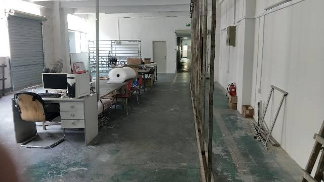 福永新出楼上395平方厂房出租