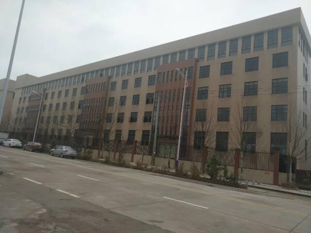 黄陂长江新城6048平米独栋厂房出售,可办证,