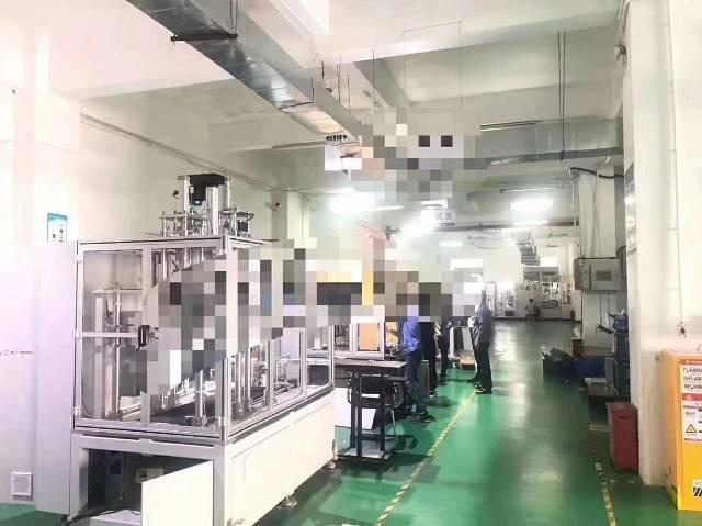 龙华大浪商业中心附近新出标准厂房一楼1800平方