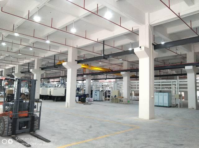 惠阳沙田全新红本独栋标准厂房一楼带牛角2680平出租-图4