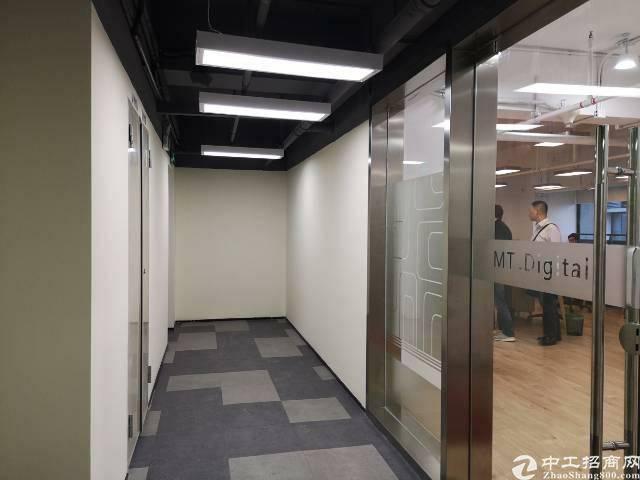 天河智慧城科学大道、精装修写字楼300平起租、