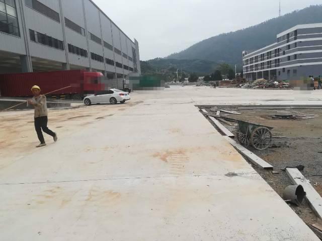 虎门厚街新出高台仓库,总面积40000平报18元国有土地证