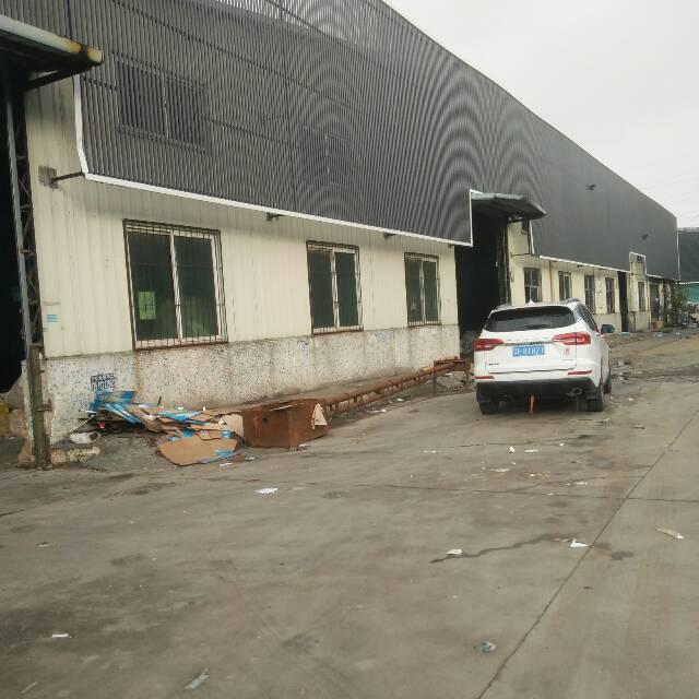 横岗钢构一楼高七米左右3000平厂房出租