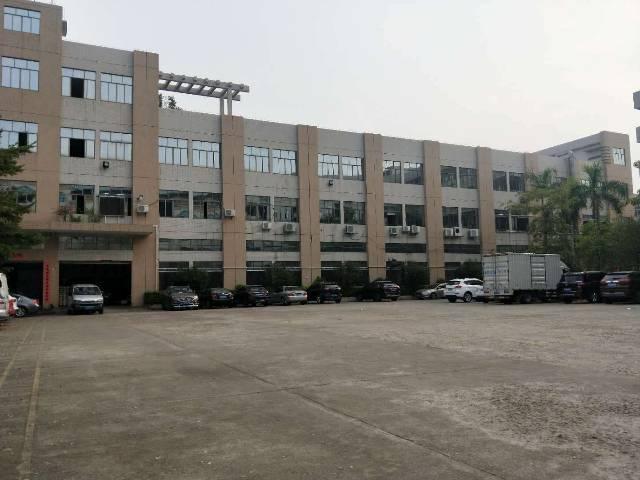 靠近松山湖大道占地21.8亩,建筑31974