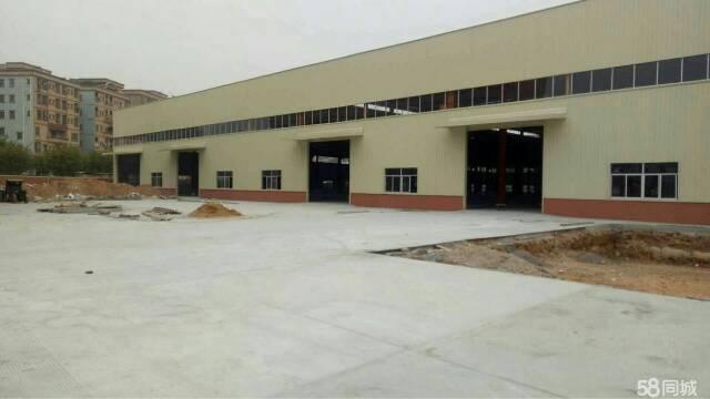 增城中新镇独院单一层钢构厂房仓库出租可分租