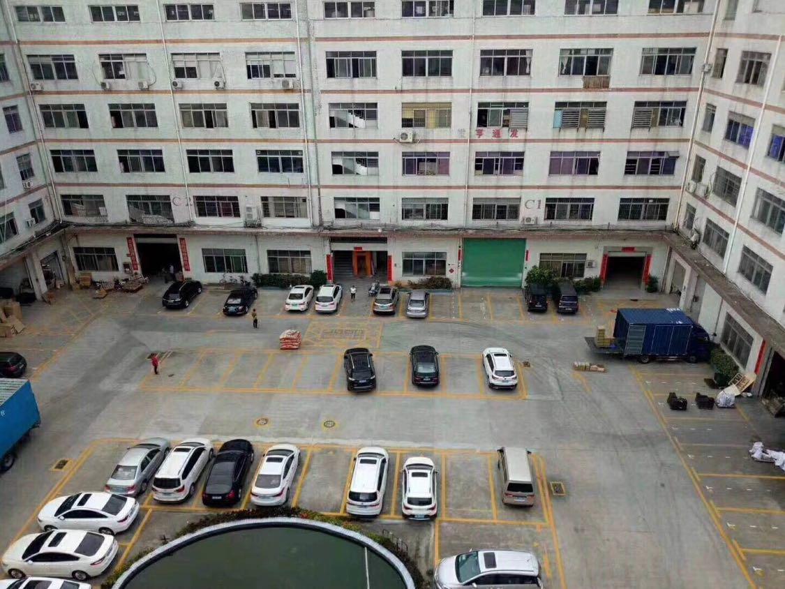 六约埔厦工业区新出独院厂房4840平方