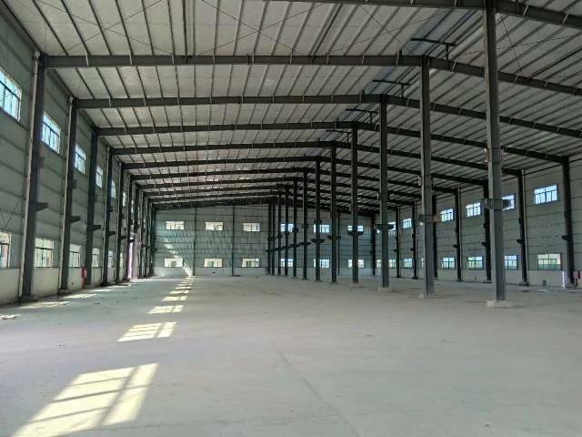 8米高钢构厂房出租3000平方