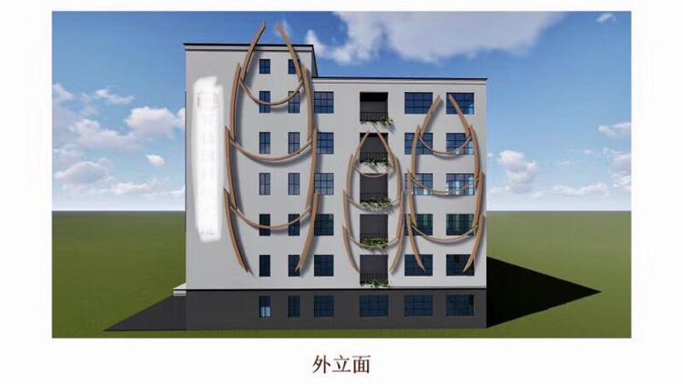 西乡流塘独栋写字楼整层或整栋招租可生产+办公